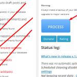 Cara Mengatasi Size Database WordPress yang besar