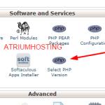 Mengganti Versi PHP Pada Cpanel