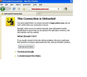 Gagal membuka https di browser