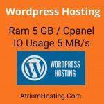 Hosting Khusus WordPress