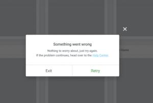 Error Elementor Pro ketika apply KIT Library